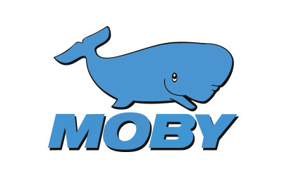 MOBY - Logo
